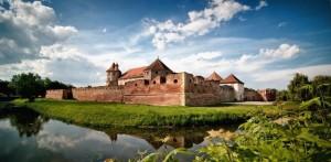 Castillos rumanos: la Ciudadela Fagaras