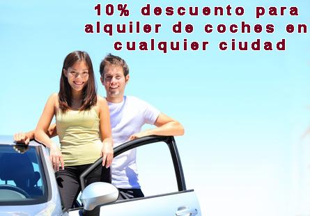 10% Descuento para alquiler de coches de Romania