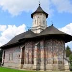 Una breve historia de los monasterios en Suceava